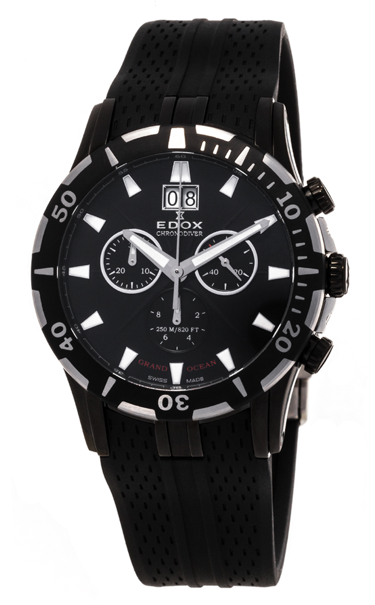 Часы Edox Grand Ocean Chronodiver 10022 357N NIN