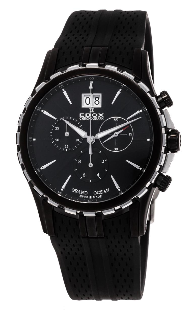 Часы Edox Grand Ocean Chronograph 10023 357N NIN