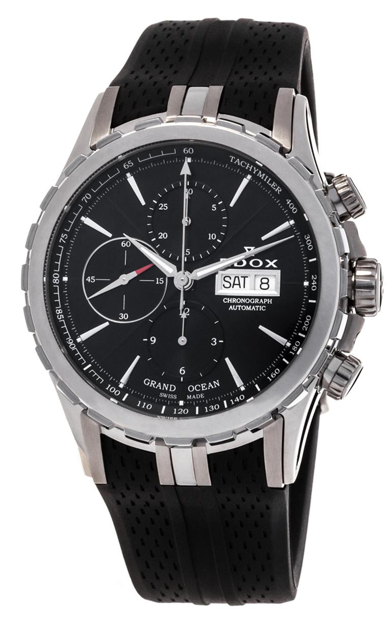 Часы Edox Grand Ocean Chronograph Automatic 01113 3 NIN