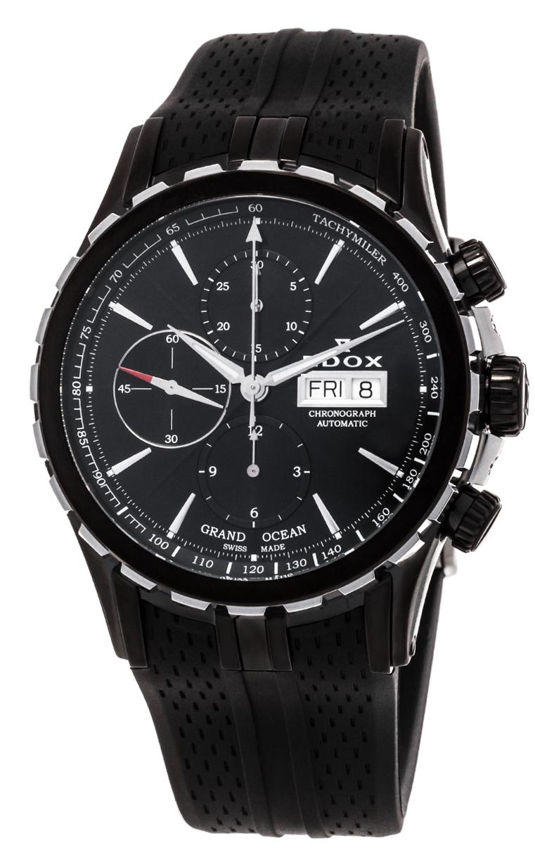 Часы Edox Grand Ocean Chronograph Automatic 01113 357N NIN