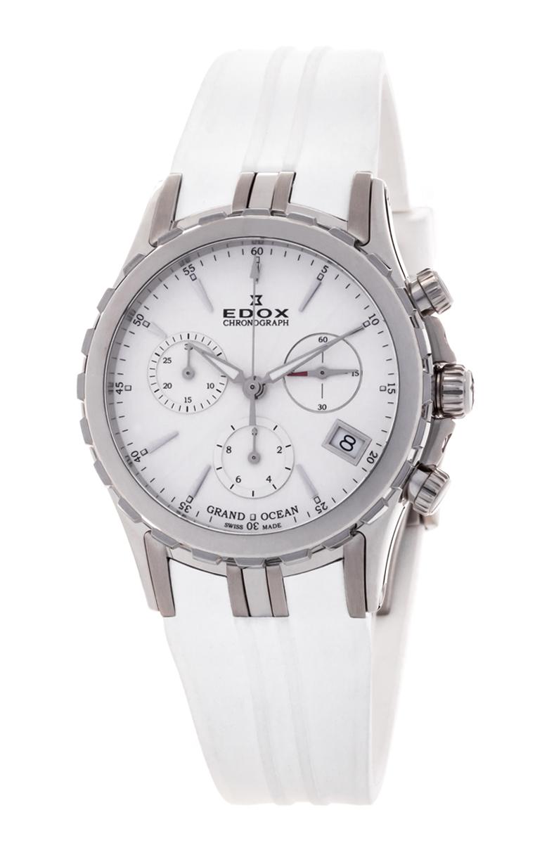Часы Edox Grand Ocean Chronolady 10410 3 AIN