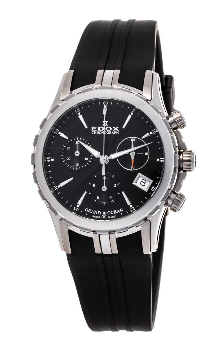 Часы Edox Grand Ocean Chronolady 10410 3 NIN