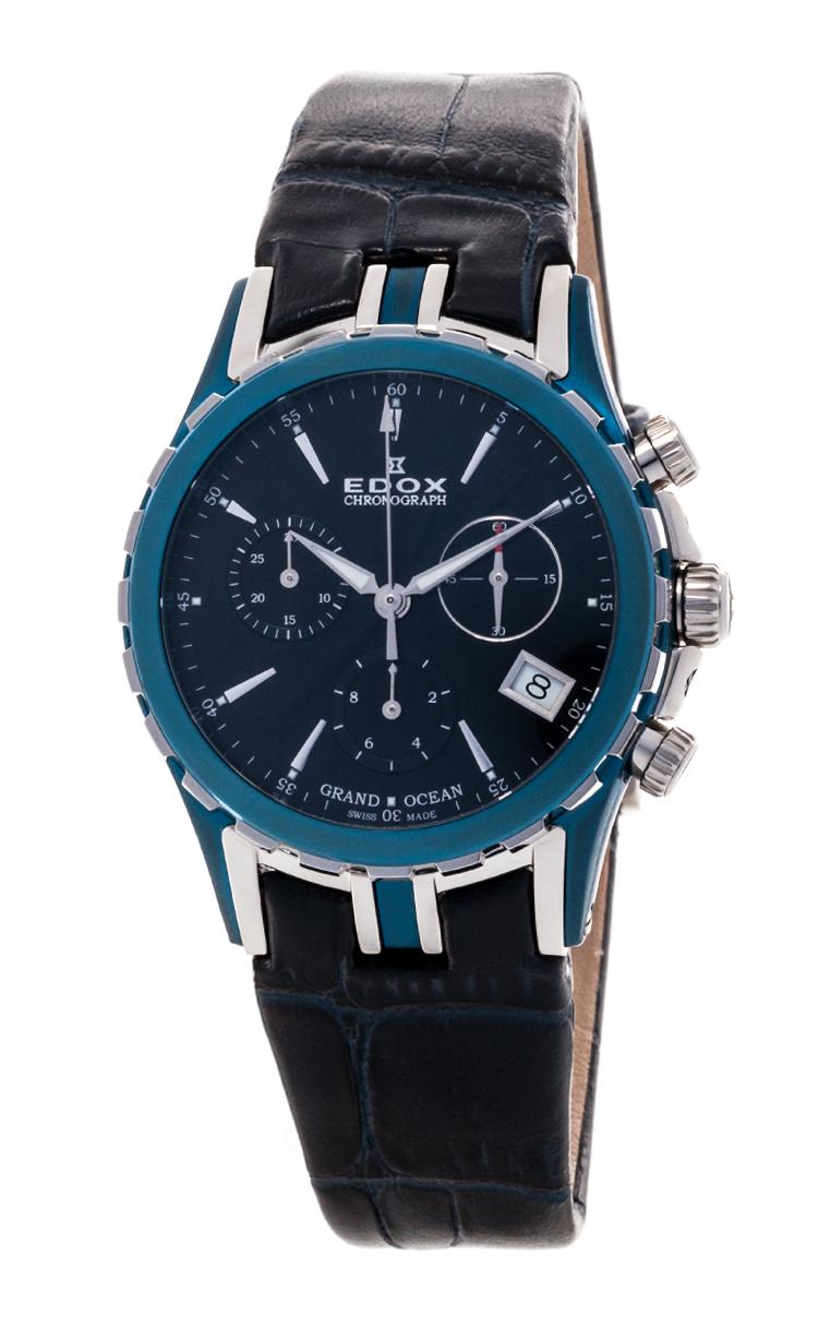 Часы Edox Grand Ocean Chronolady 10410 357B BUIN