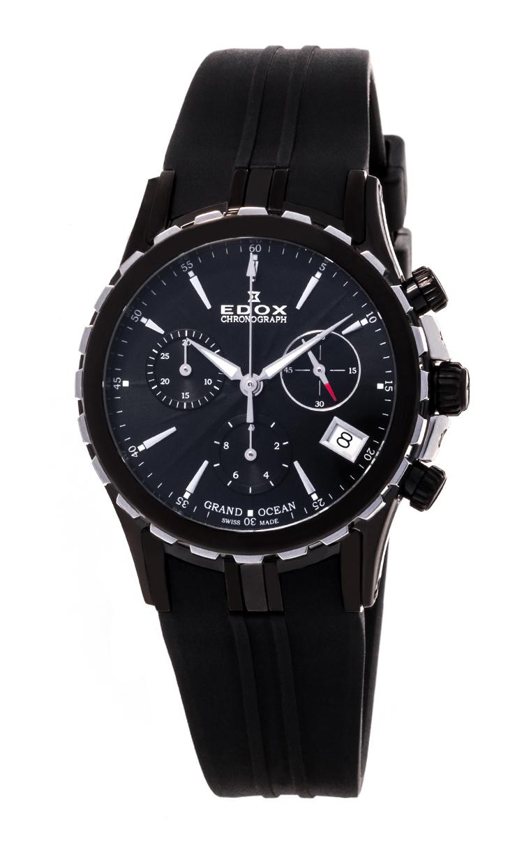 Часы Edox Grand Ocean Chronolady 10410 357N NIN