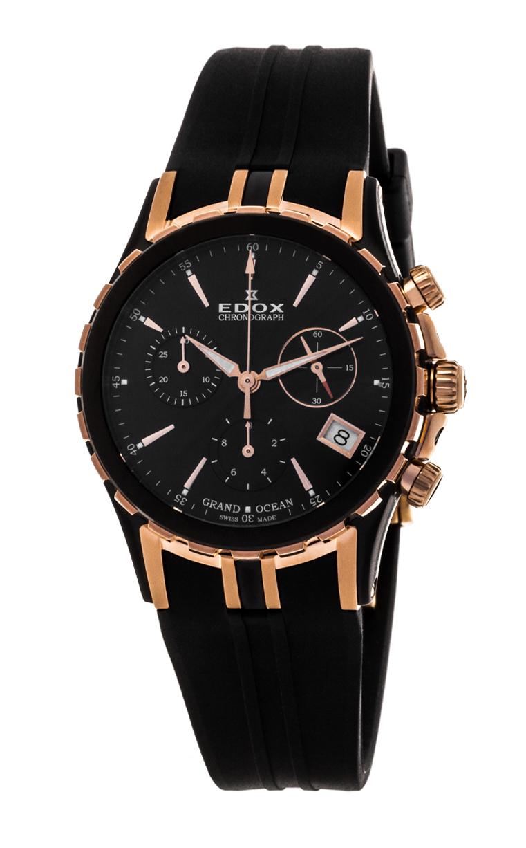 Часы Edox Grand Ocean Chronolady 10410 357RN NIR