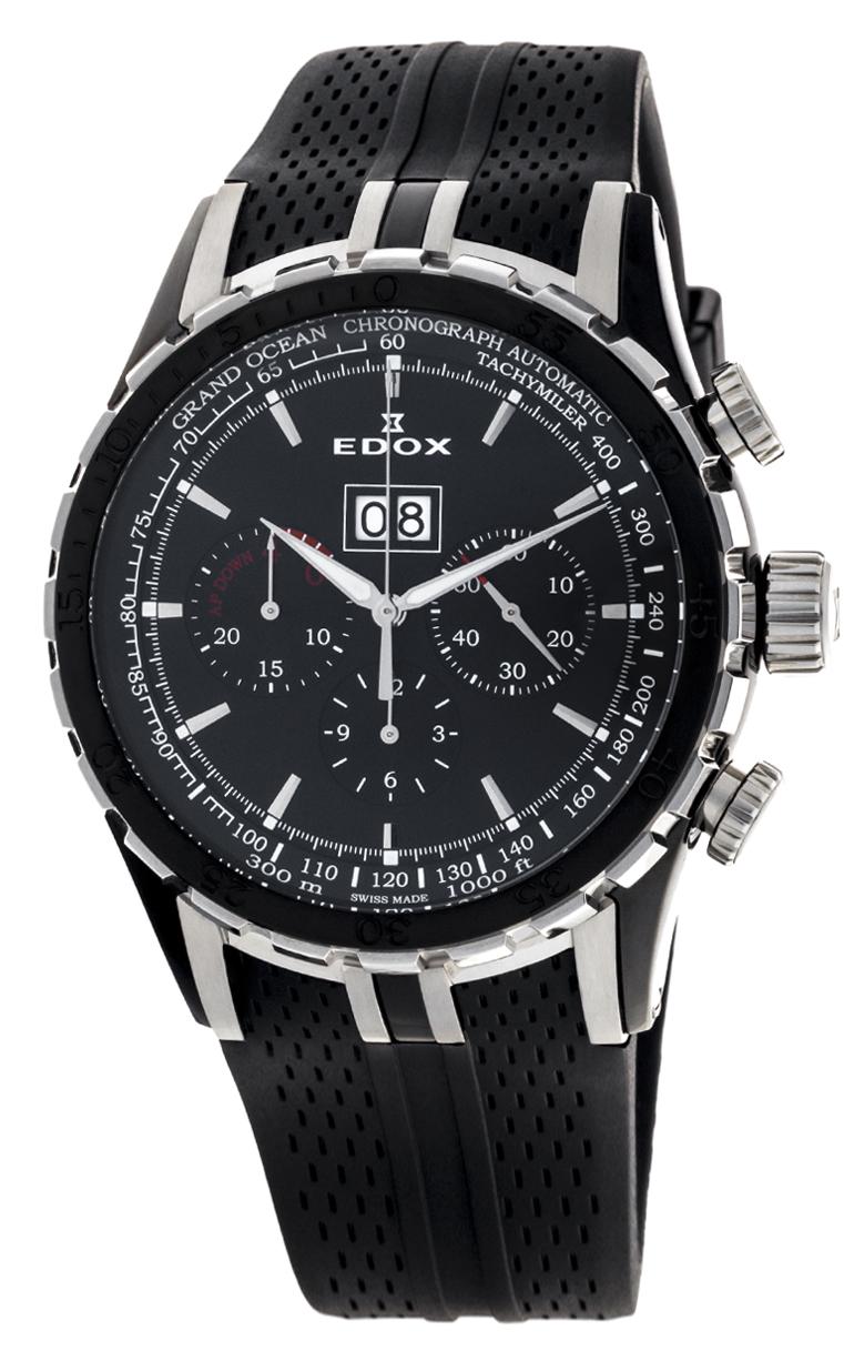 Часы Edox Grand Ocean Extrime Sailing Series S.E. 45004 357N NIN