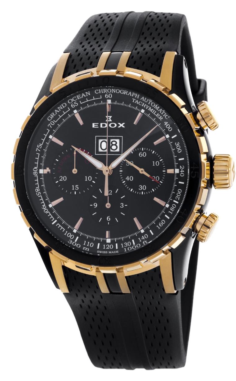 Часы Edox Grand Ocean Extrime Sailing Series S.E. 45004 357RN NIR