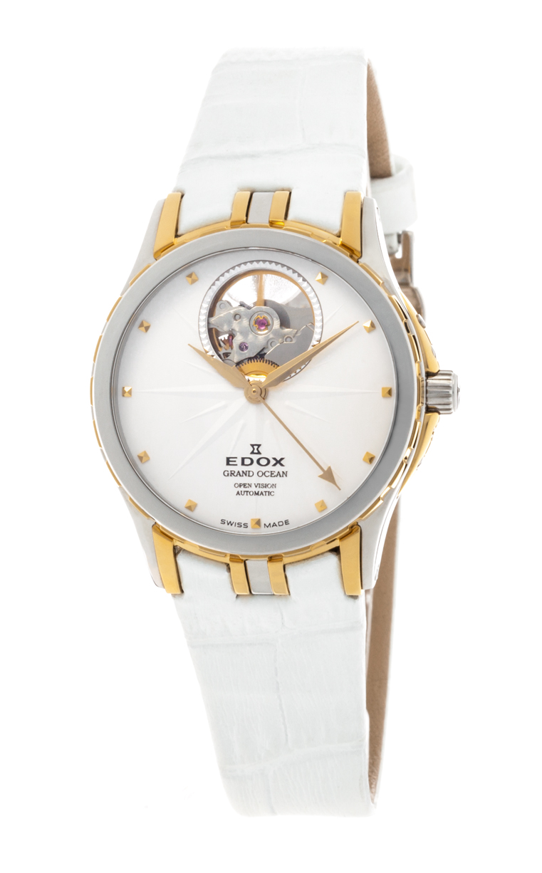 Часы Edox Grand Ocean Open Vision Automatic 85012 357J AID