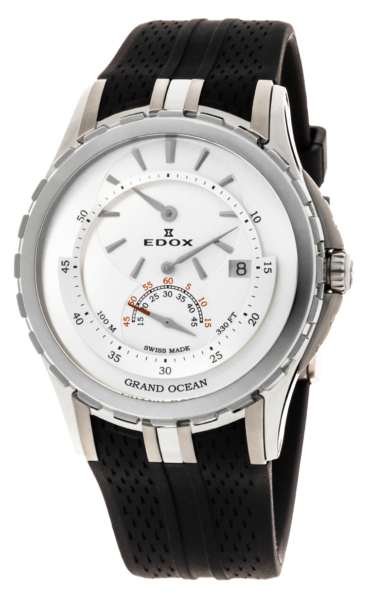 Часы Edox Grand Ocean Regulator 77002 3 AIN