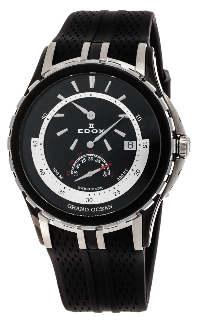 Часы Edox Grand Ocean Regulator 77002 357N NIN