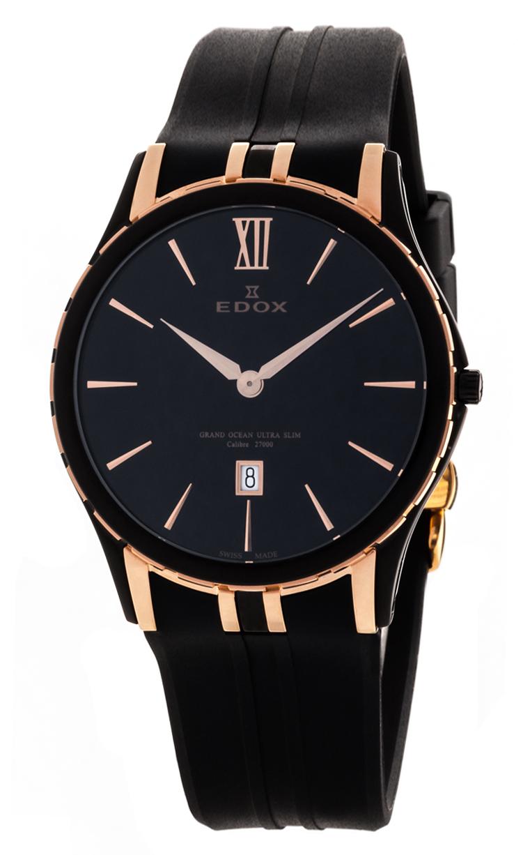 Часы Edox Grand Ocean Ultra Slim 27033 357JN NID