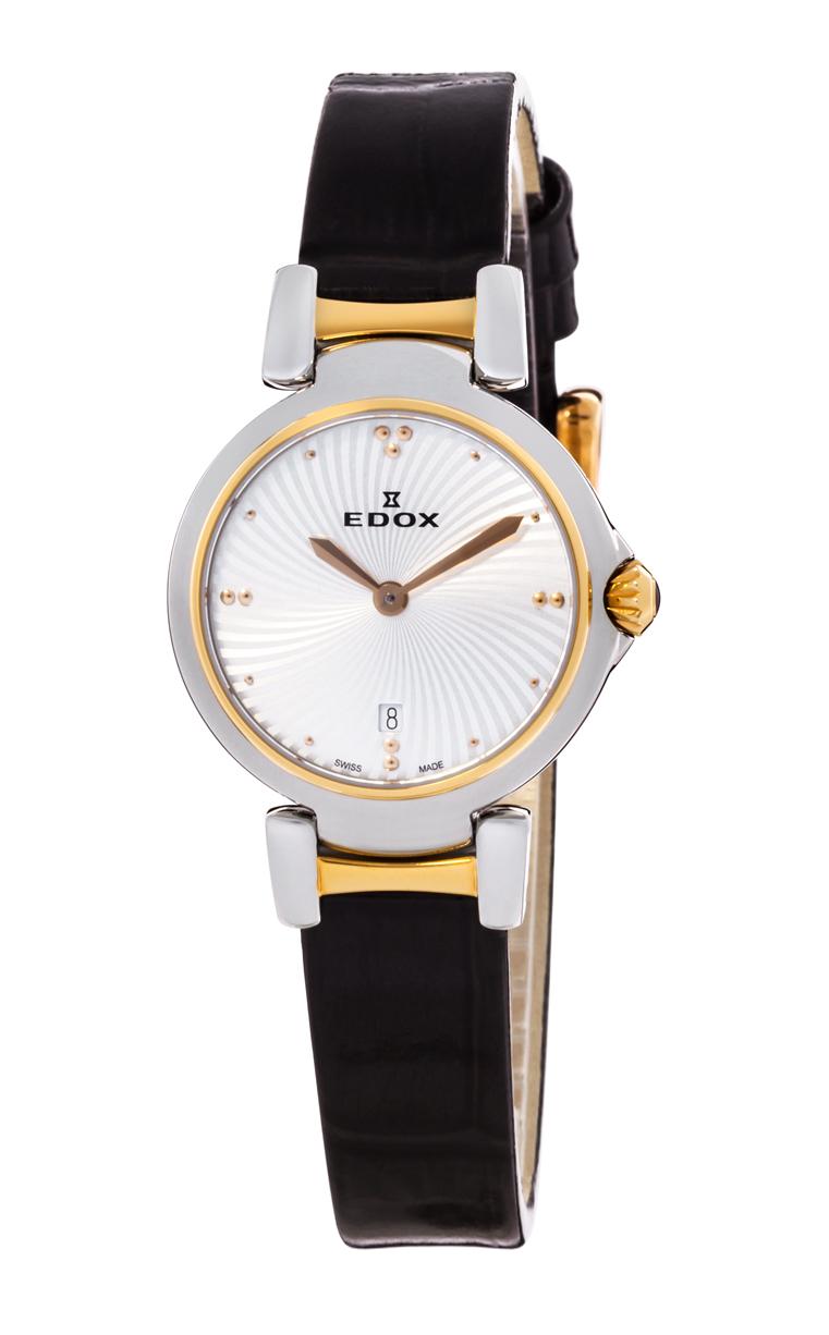 Часы Edox LaPassion 2-Hands 57002 357RC AIR