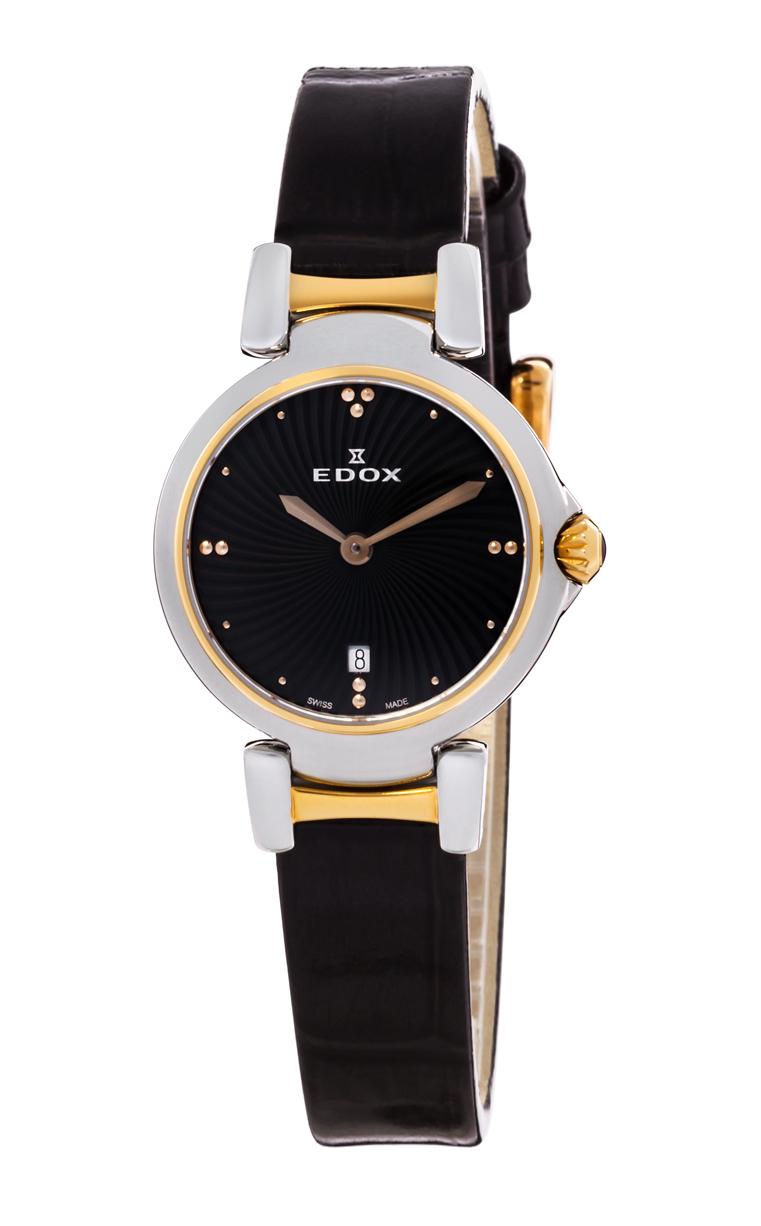 Часы Edox LaPassion 2-Hands 57002 357RC NIR