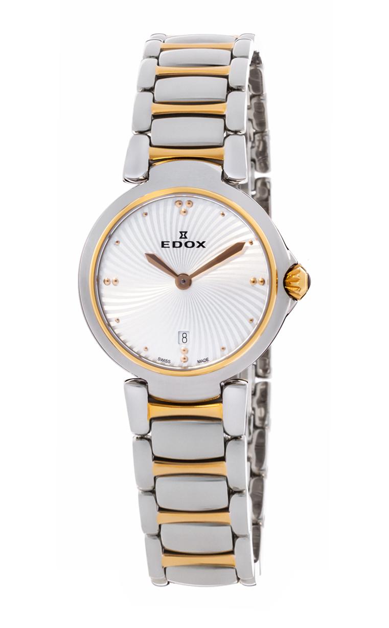 Часы Edox LaPassion 2-Hands 57002 357RM AIR