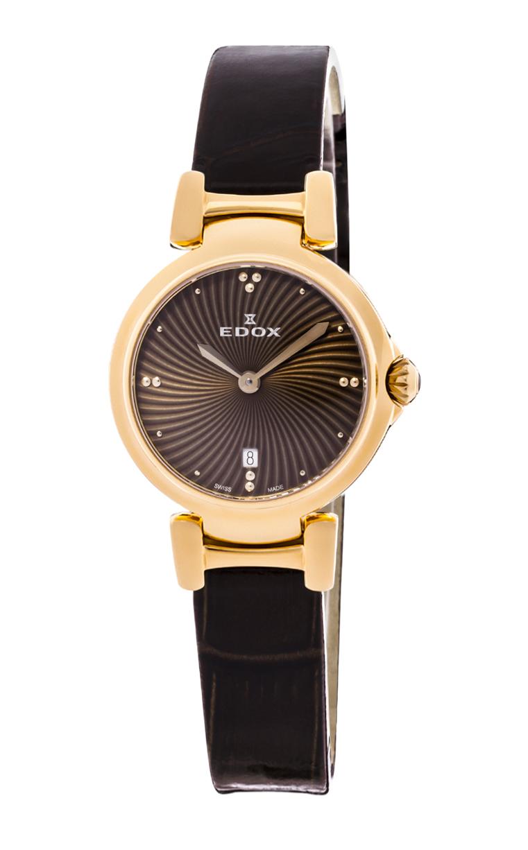 Часы Edox LaPassion 2-Hands 57002 37RC BRIR