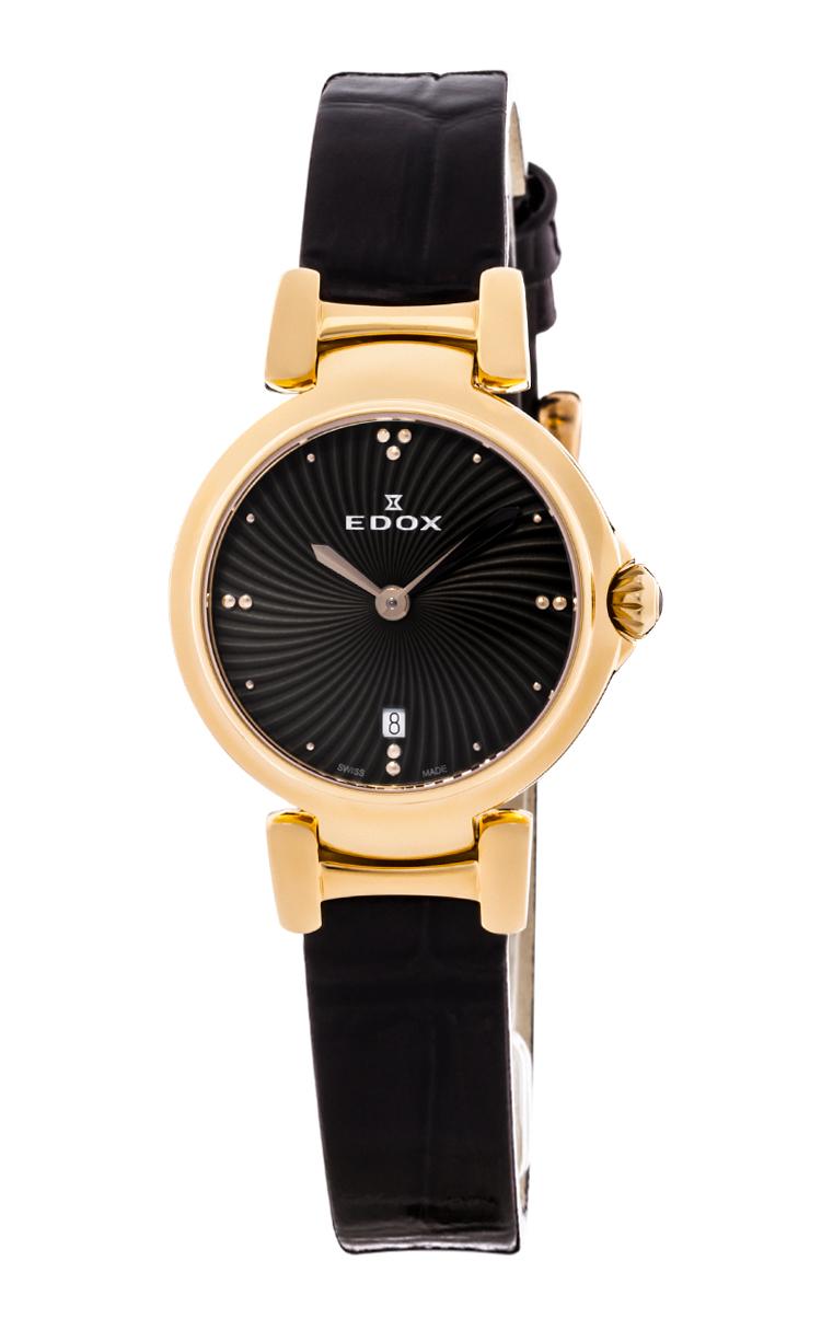 Часы Edox LaPassion 2-Hands 57002 37RC NIR