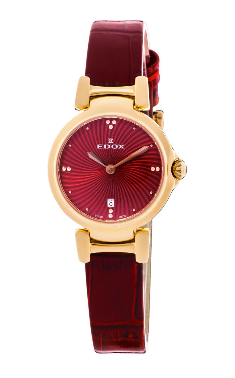 Часы Edox LaPassion 2-Hands 57002 37RC ROUIR