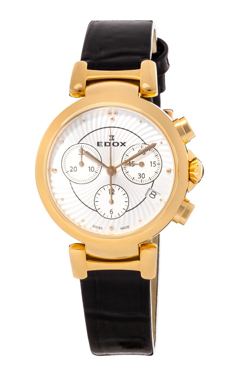 Часы Edox LaPassion Cronograph 10220 37RC AIR