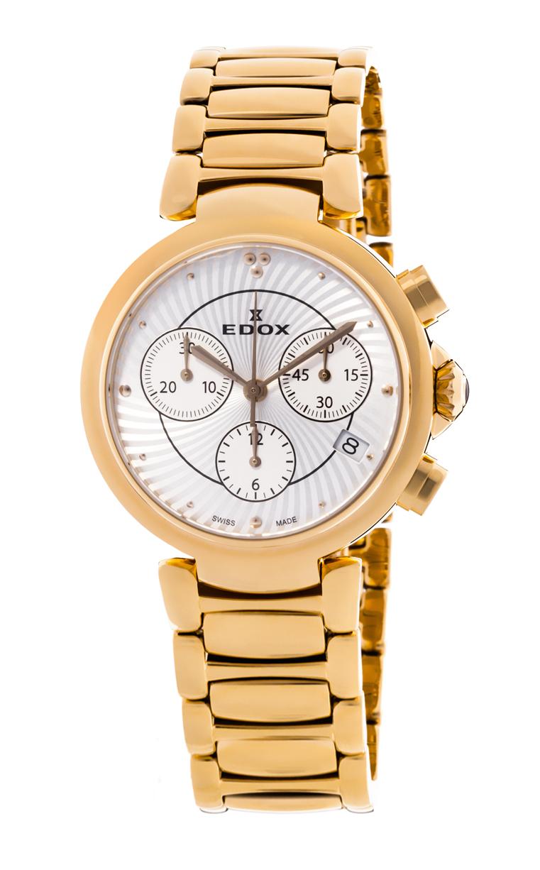 Часы Edox LaPassion Cronograph 10220 37RM AIR
