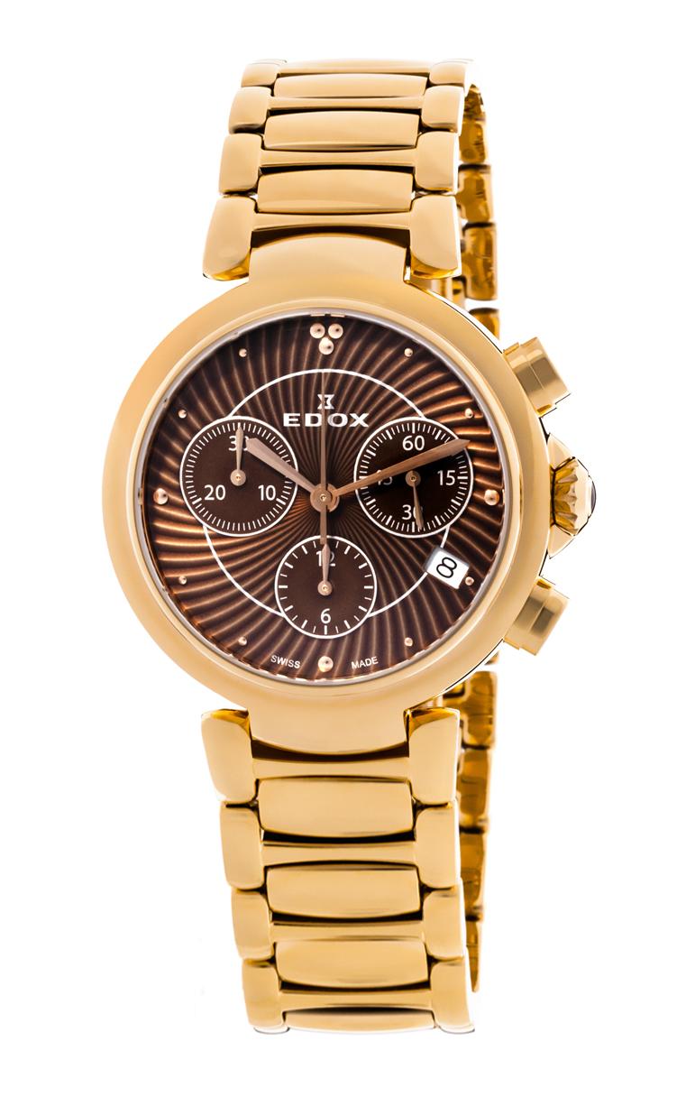 Часы Edox LaPassion Cronograph 10220 37RM BRIR