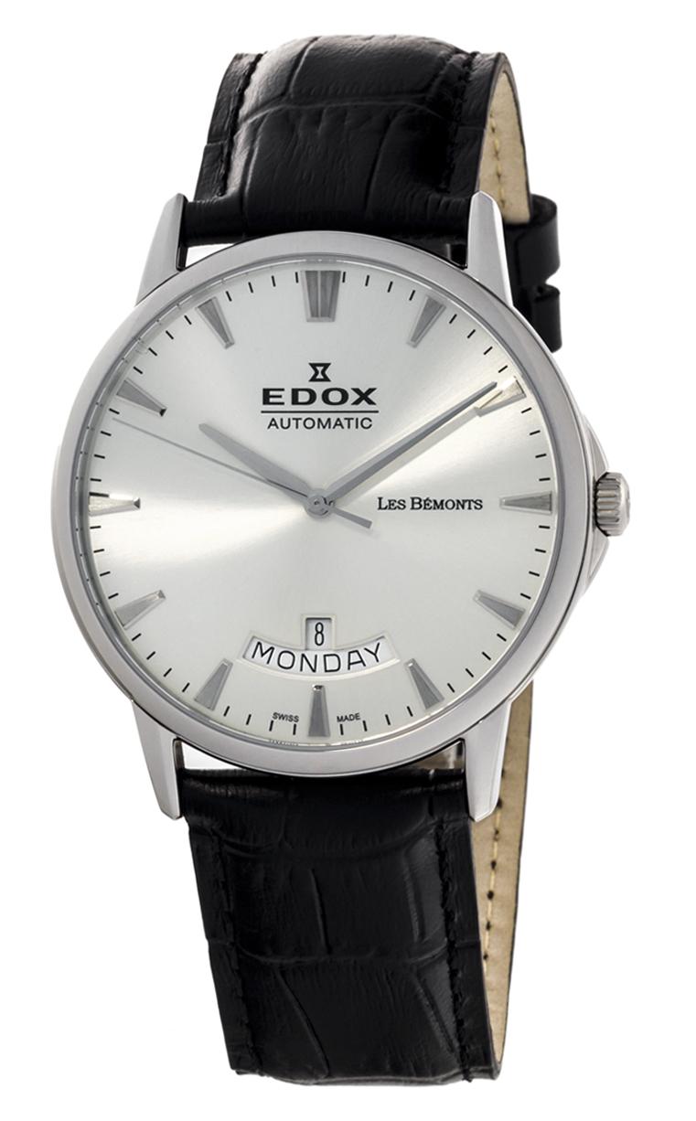 Часы Edox Les Bemonts Day Date 83015 3 BIN