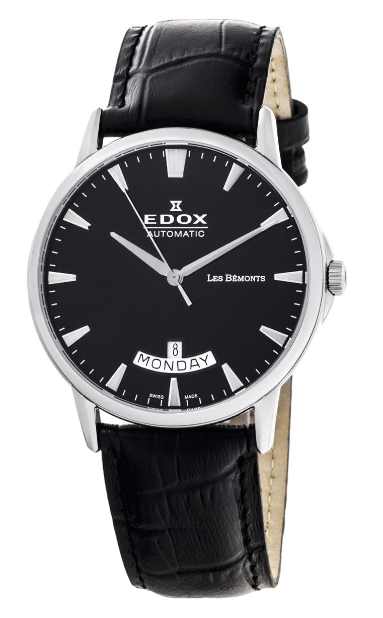 Часы Edox Les Bemonts Day Date 83015 3 NIN