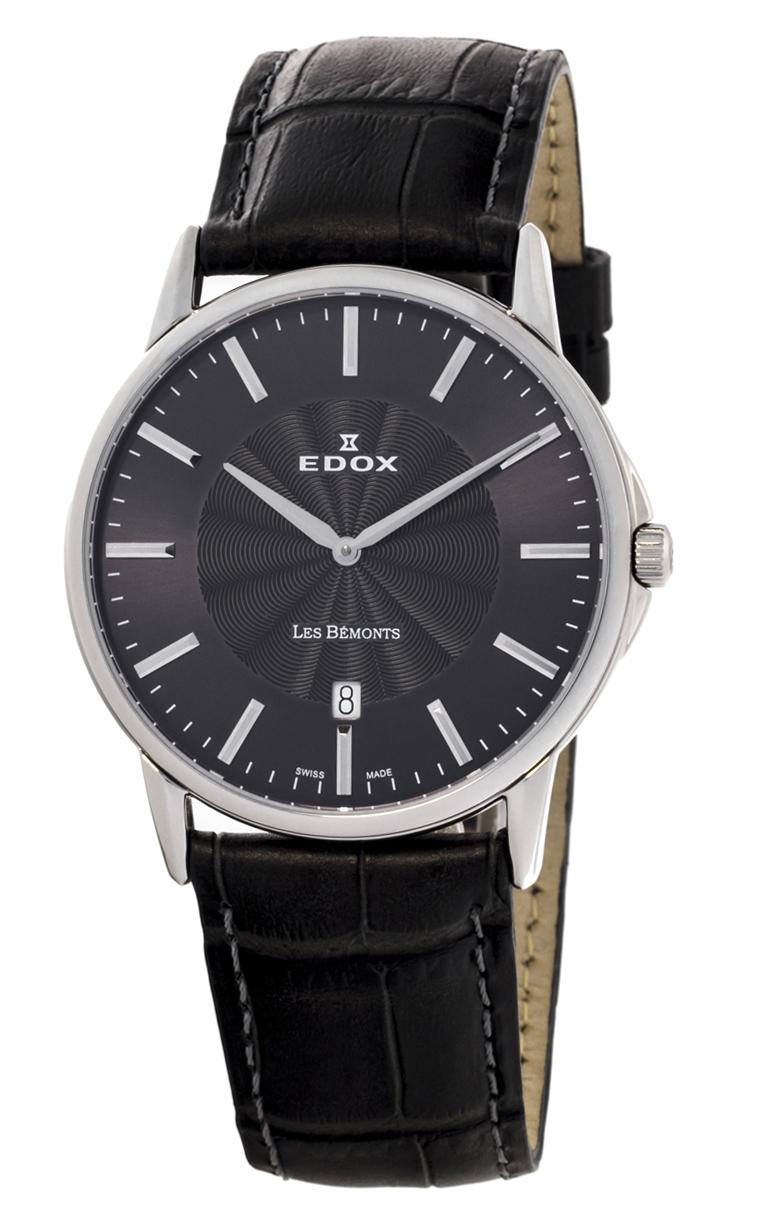 Часы Edox Les Bemonts Les Bemonts 56001 3 GIN