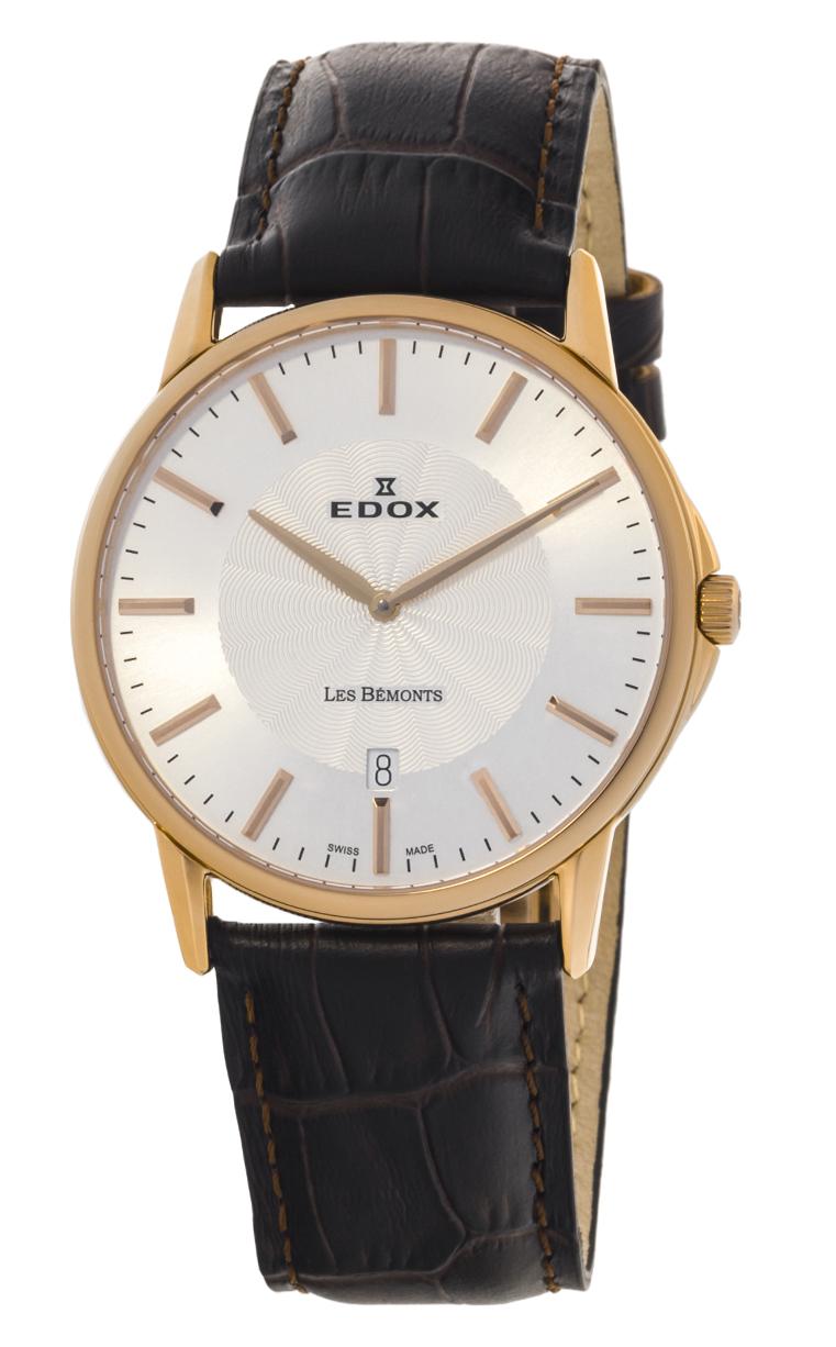 Часы Edox Les Bemonts Les Bemonts 56001 37R AIR