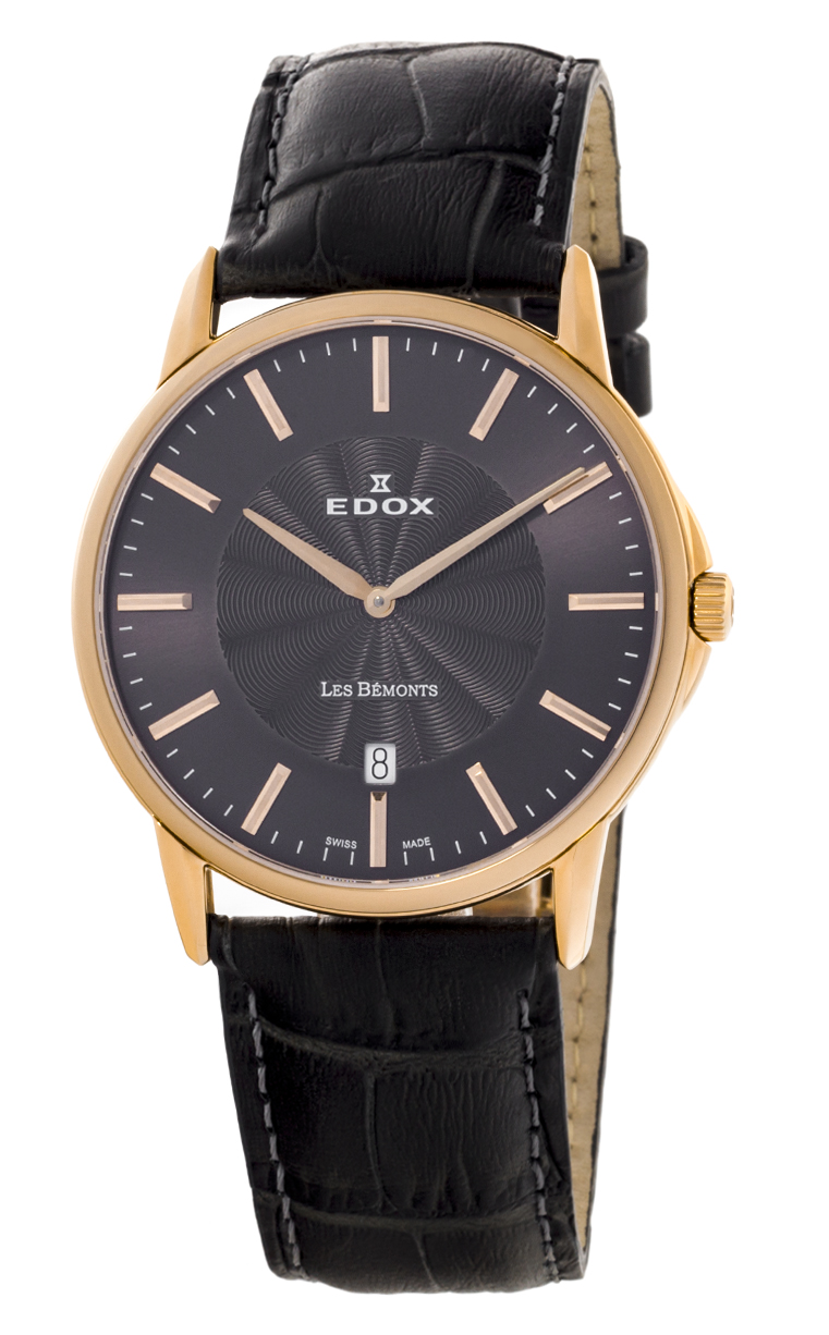 Часы Edox Les Bemonts Les Bemonts 56001 37R GIR