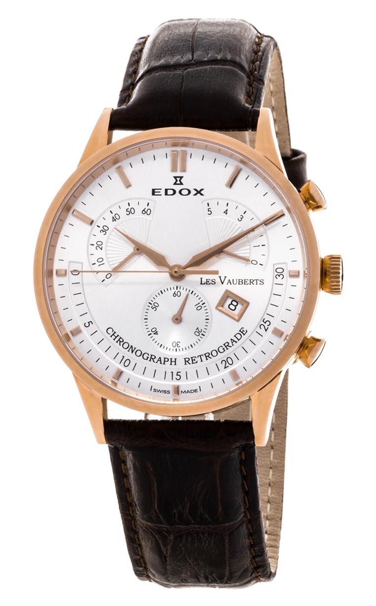 Часы Edox Les Vauberts Chronograph Retrograde 01505 37R AIR