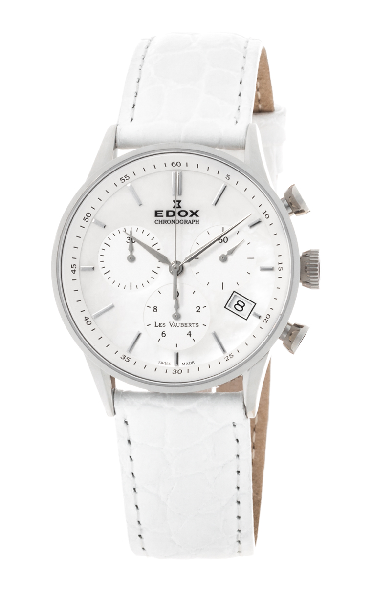 Часы Edox Les Vauberts Chronolady 10401 3 NAIN