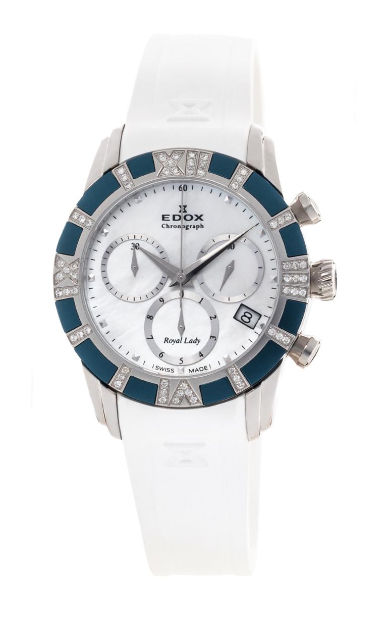 Часы Edox Royal Lady Chronolady 10405 357BD NAIN