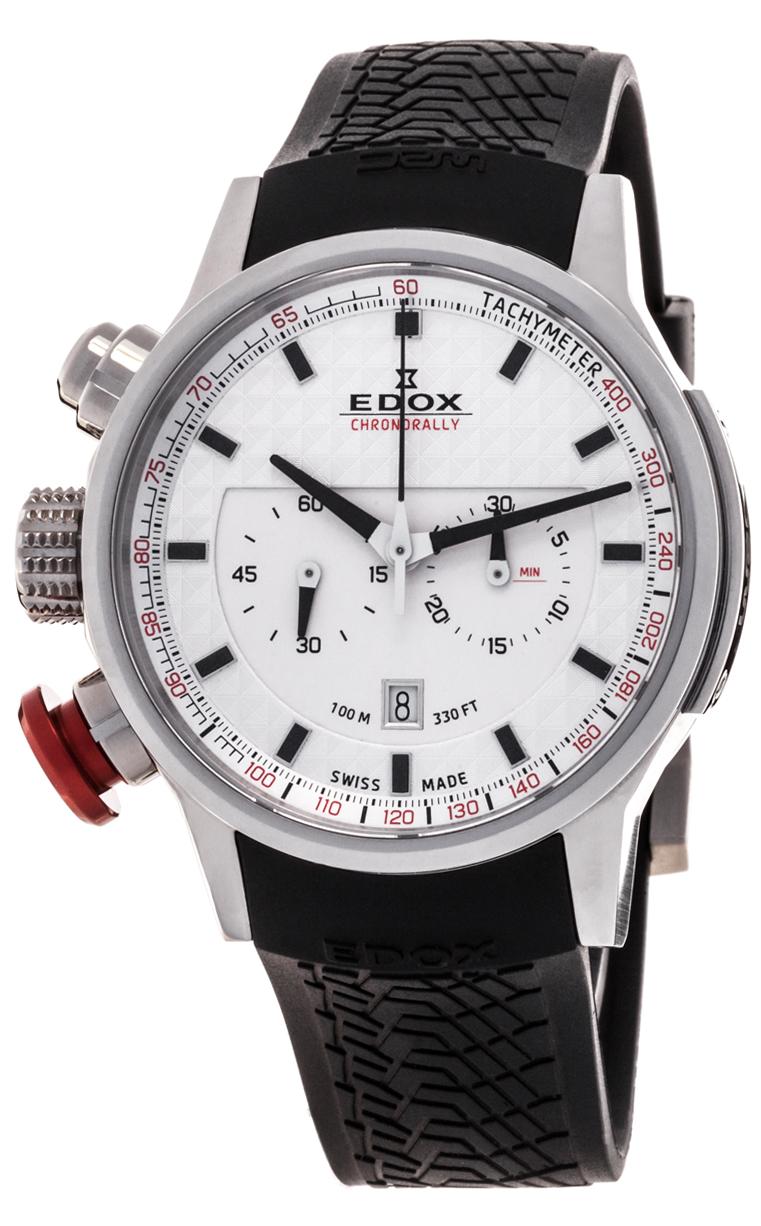 Часы Edox WRC Chronorally 10302 3 AIN