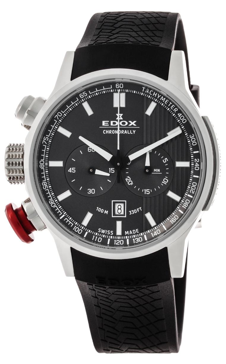 Часы Edox WRC Chronorally 10302 3 GIN
