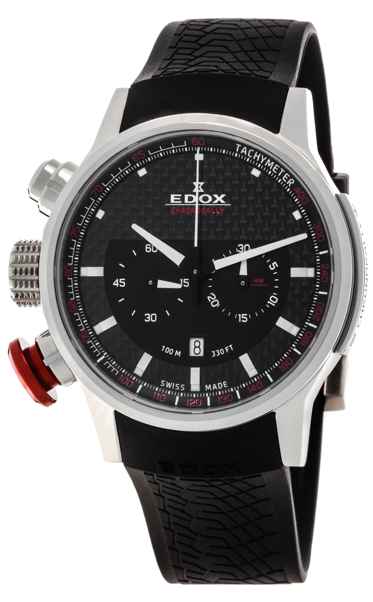Часы Edox WRC Chronorally 10302 3 NIN2