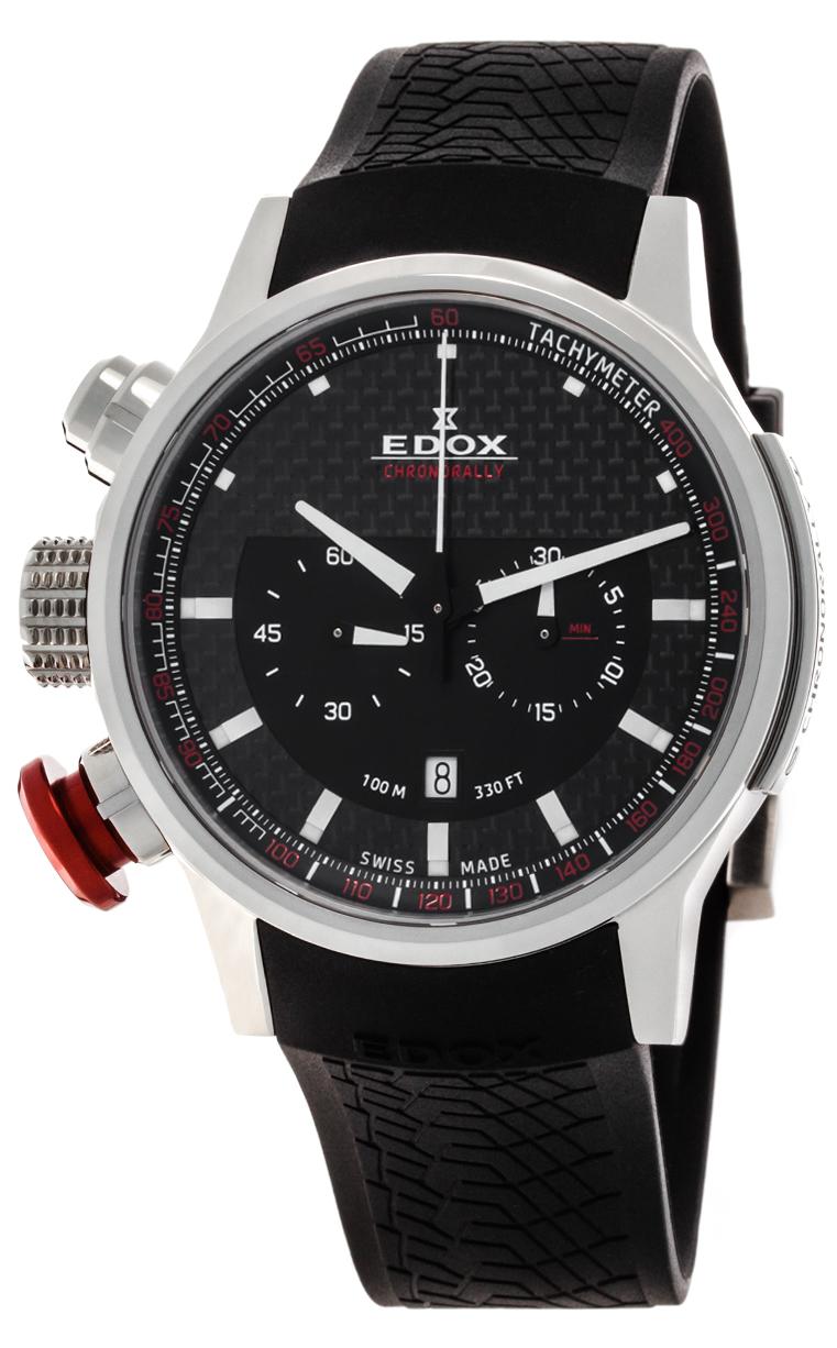 Часы Edox WRC Chronorally 10302 3 NIN2
