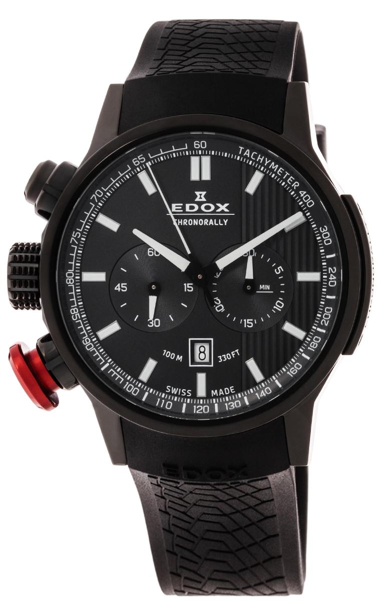 Часы Edox WRC Chronorally 10302 37N GIN