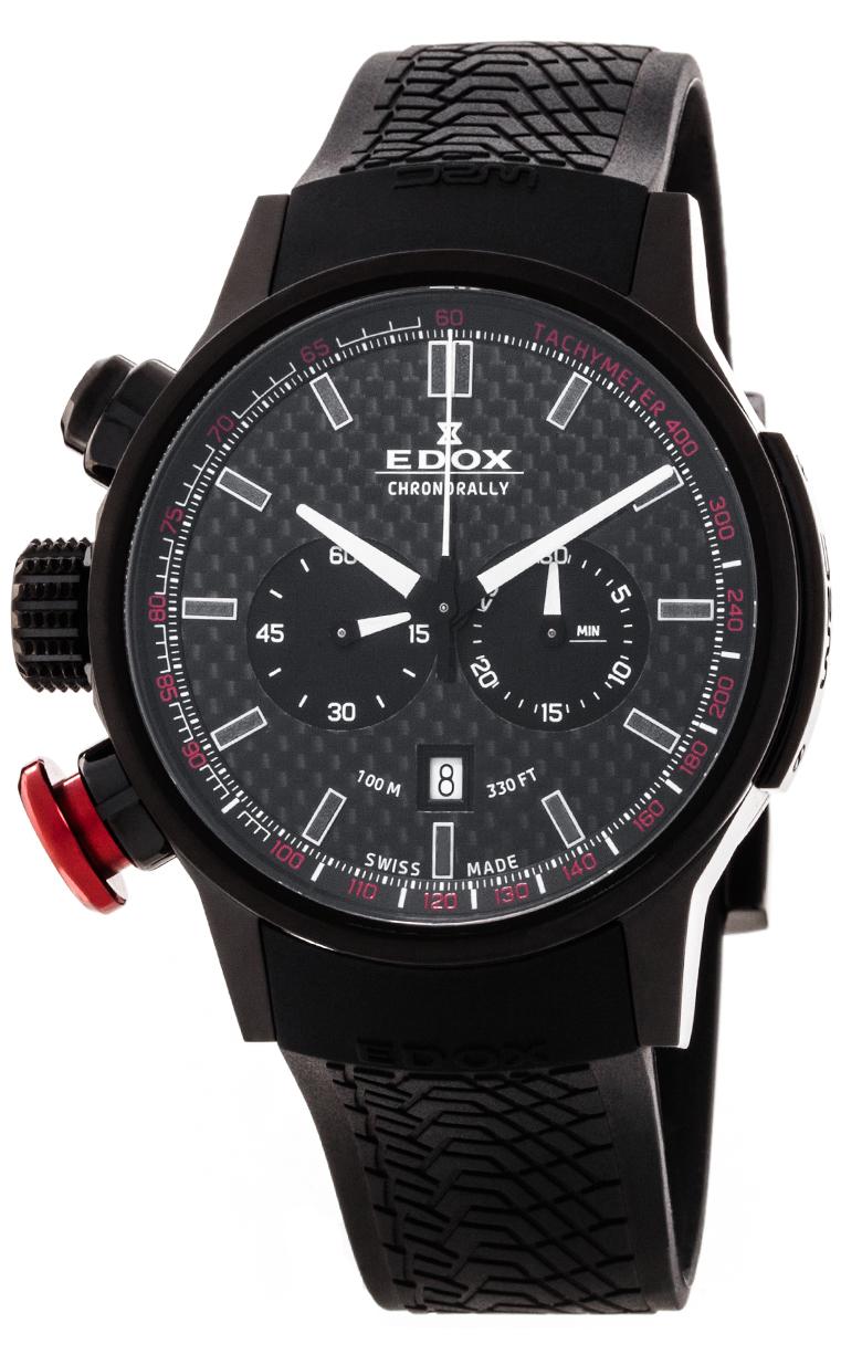 Часы Edox WRC Chronorally 10302 37N NIN
