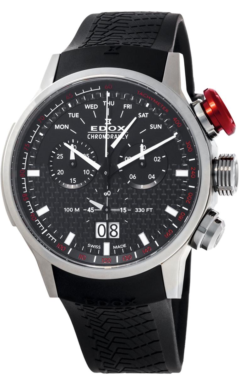 Часы Edox WRC Chronorally 38001 TIN NIN – купить в Киеве и Харькове ... eba7d118b84