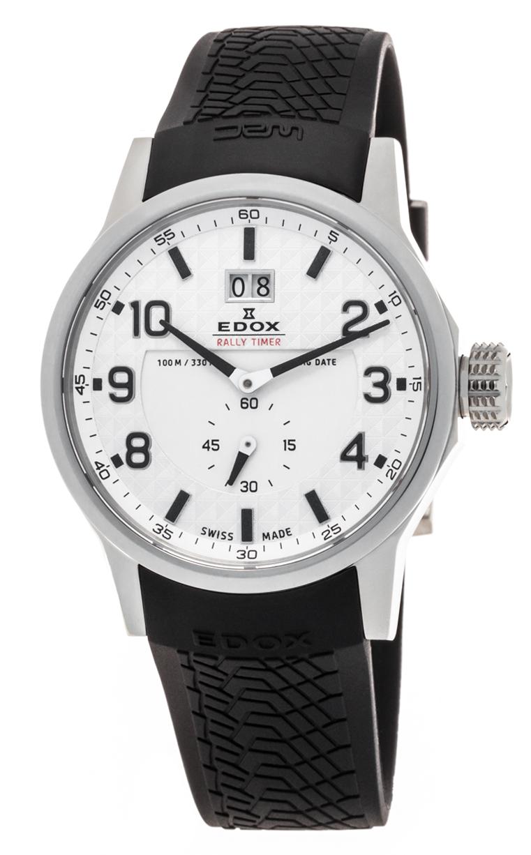 Часы Edox WRC Rally Timer 64008 3 AIN