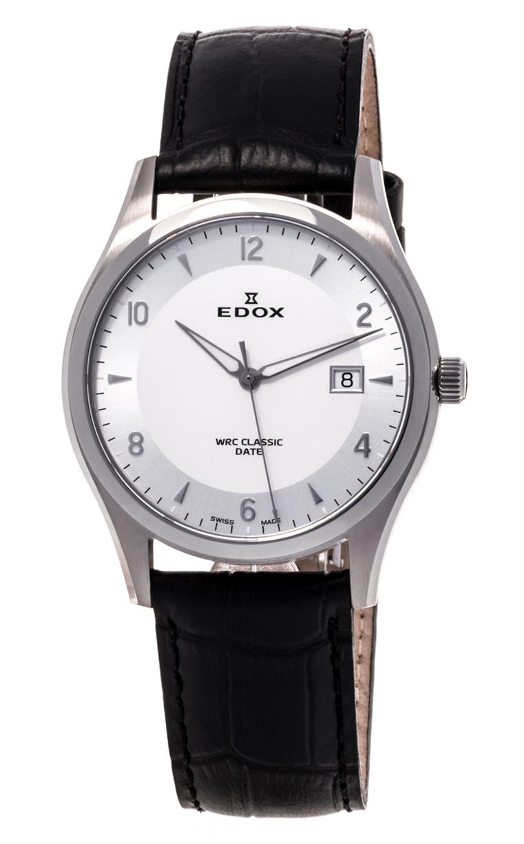 Часы Edox WRC Classic Date 70170 3 AIN