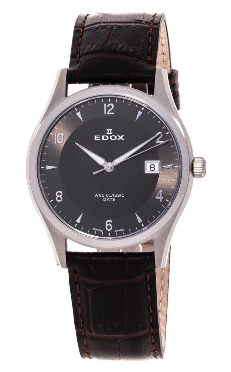 Часы Edox WRC Classic Date 70170 3 GIN