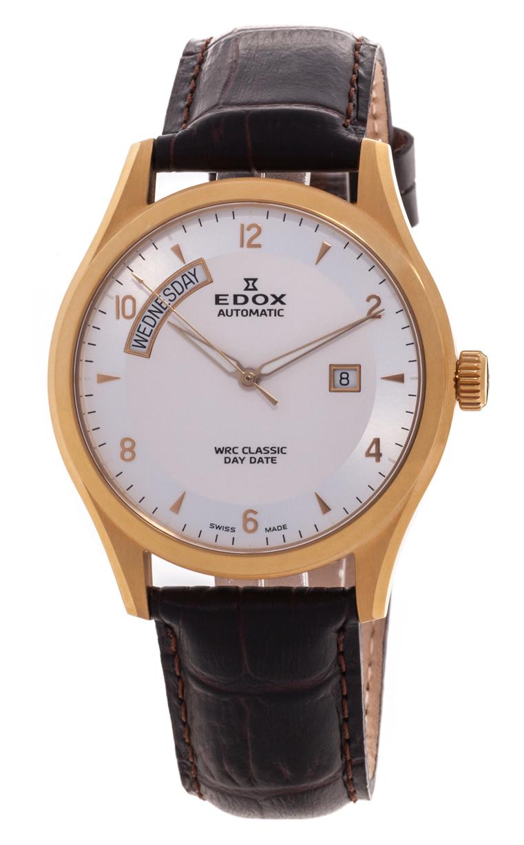 Часы Edox WRC Classic Day Date 83012 37J AID