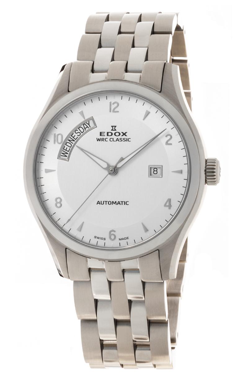 Часы Edox WRC Classic Day Date 83013 3 AIN