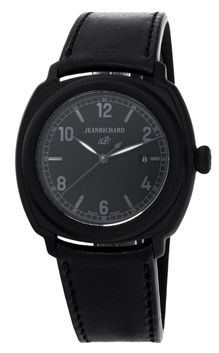 Часы JeanRichard 1681 Date 60320-11-652-HB6A