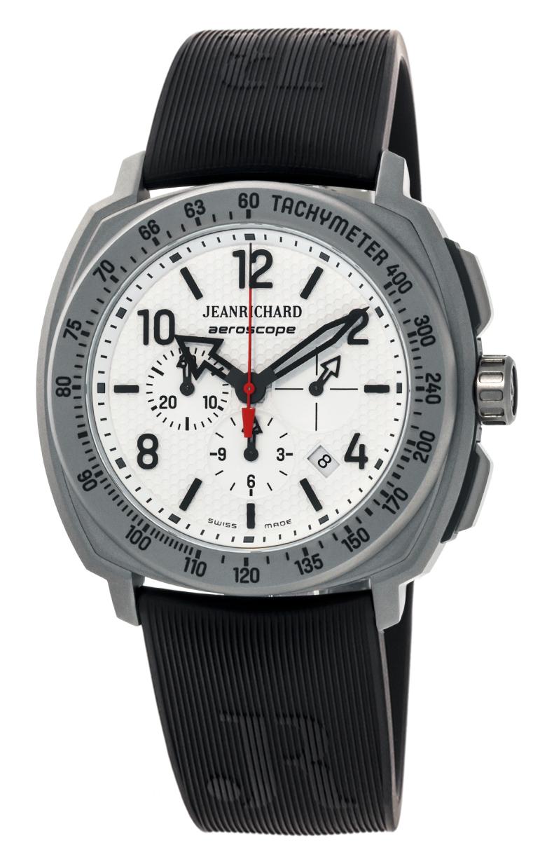 Часы JeanRichard Aeroscope Chronograph 60650-21L752-FK6A