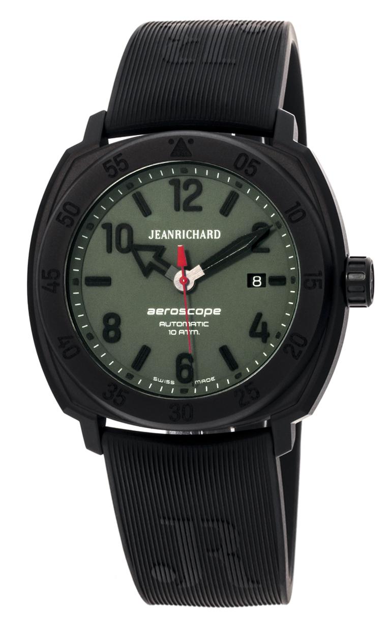 Часы JeanRichard Aeroscope Date 60660-21BA51-FK6A