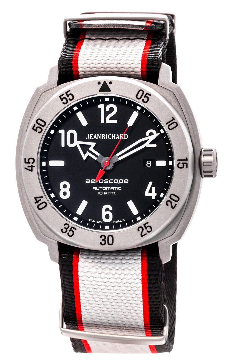 Часы JeanRichard Aeroscope Date 60660-21G651-UK2A