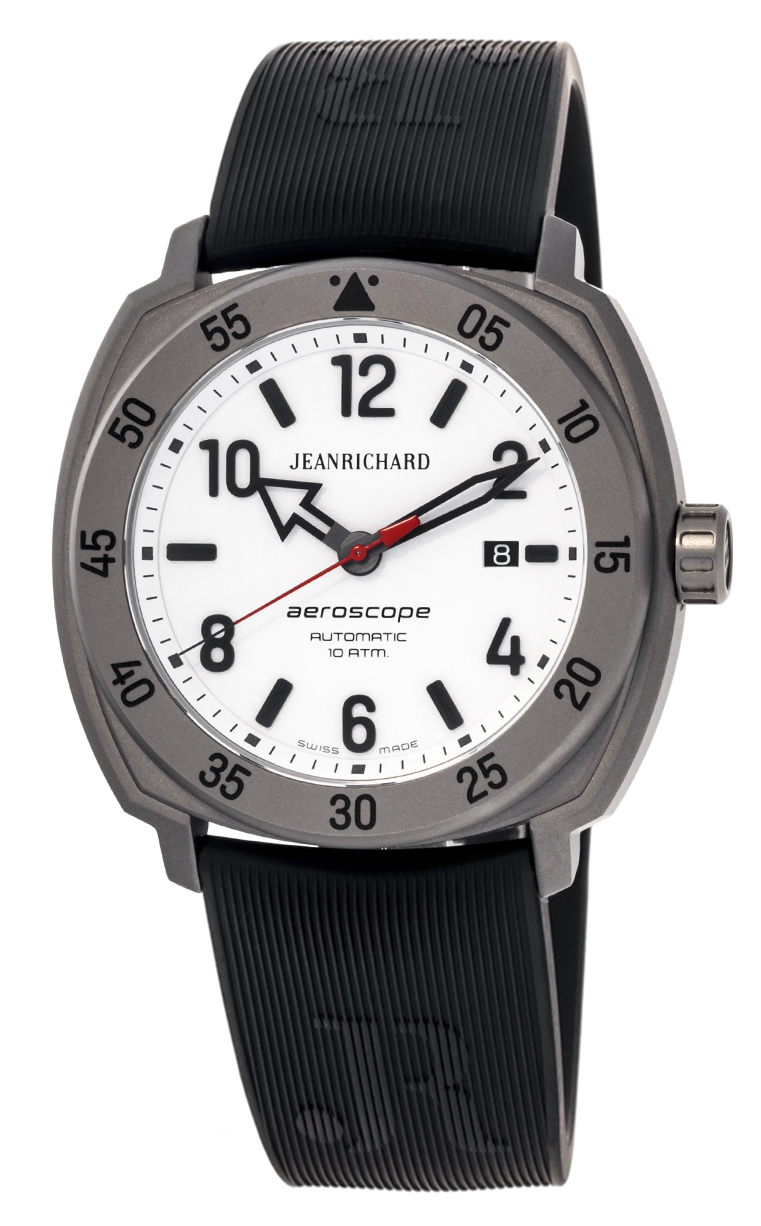 Часы JeanRichard Aeroscope Date 60660-21G751-FK6A