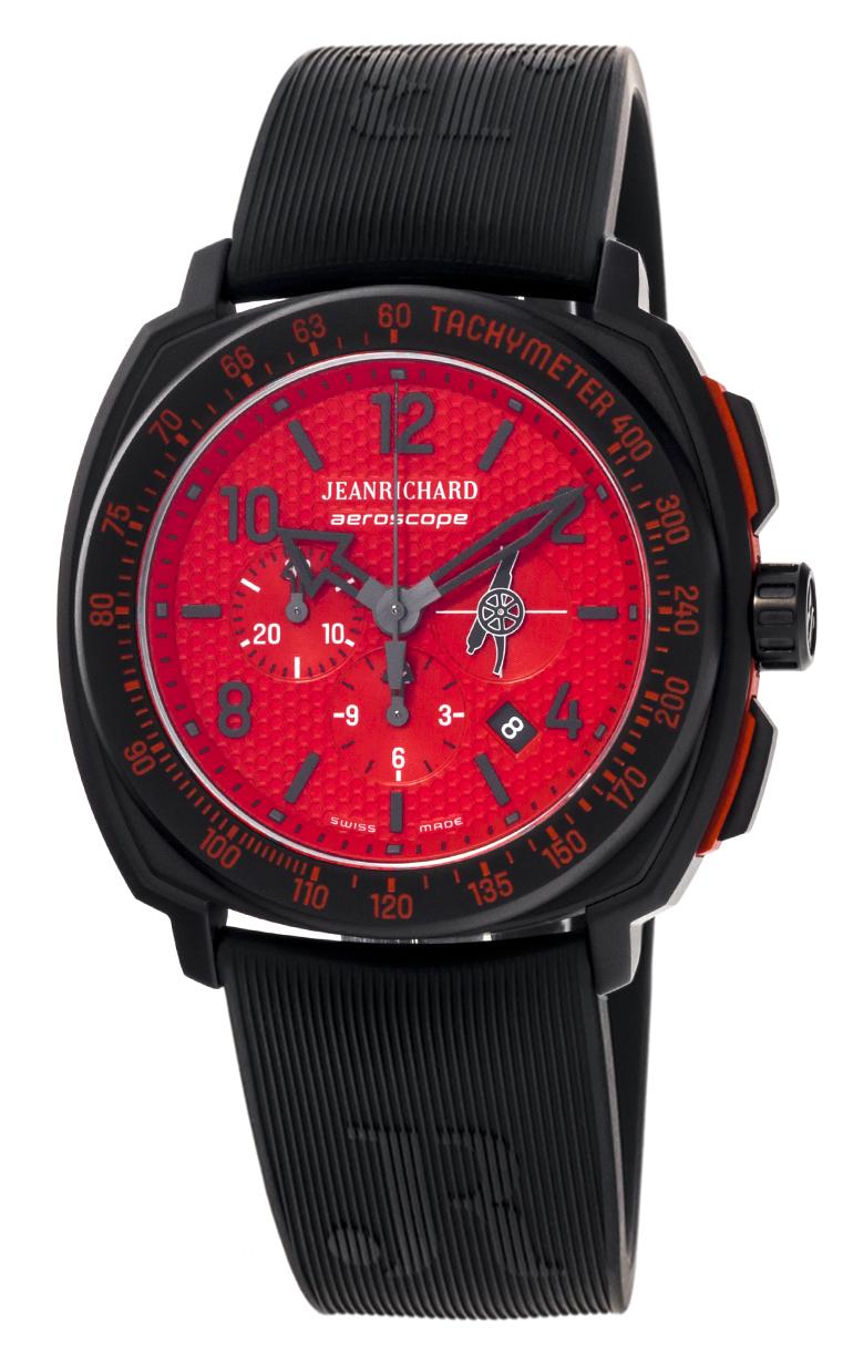 Часы JeanRichard Aeroscope Arsenal L.E. 60650-21PH51-FK6A